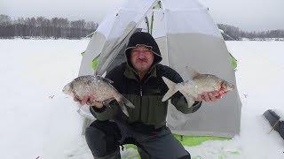 Рыбалка в Десногорске под Новый год!!!