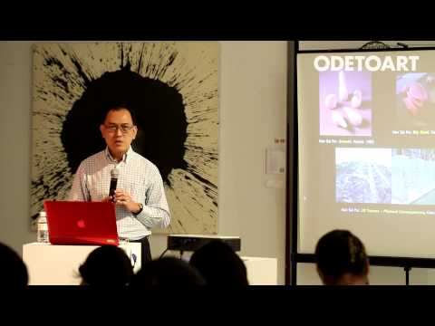 SINGAPORE SERIES: Sculpture - Art Lecture Full Video