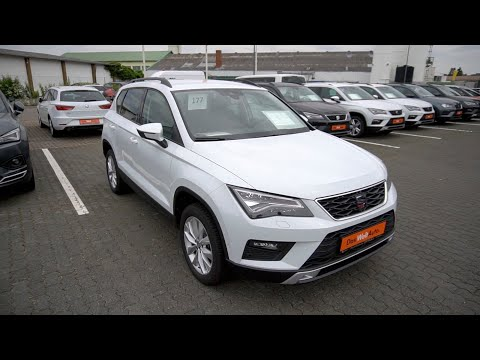 Seat Ateca Style 2020 • Das WeltAuto • Test Review Preview Overview Complete Walkaround