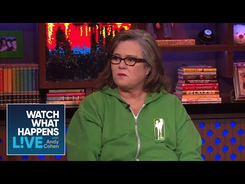 Rosie O'Donnell On Whitney Houston's Girlfriend | WWHL
