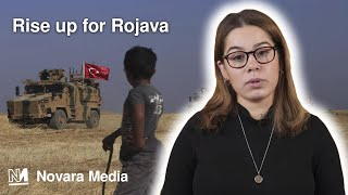 Rise Up For Rojava
