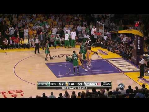 2010 NBA Finals Game 7 Highlights