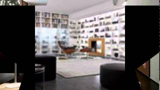 Bookcase-ideas-for-living-room-and-white-bookcase-designs-ideas-