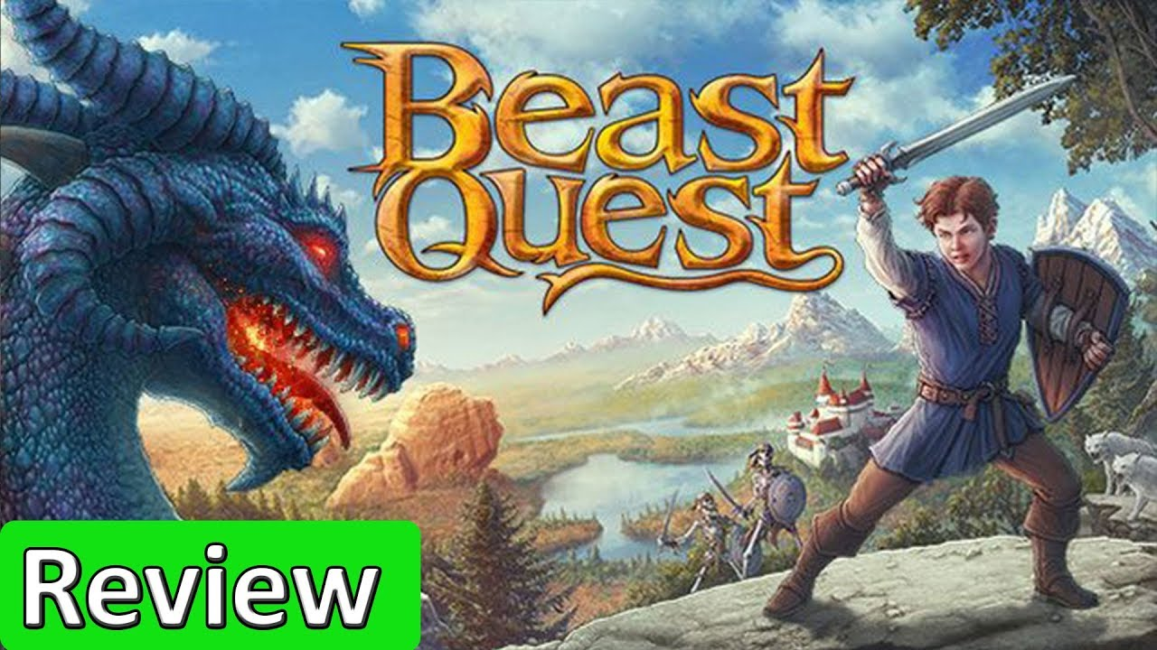 beast quest review  youtube