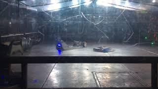 Extreme Robots Cheltenham 2018 Middleweight Final: Backflip Vs Gaston Vs Voodoo Chile