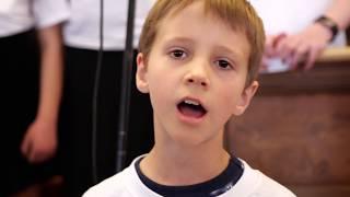 Quartertonez Music Flying Notes Children's Choir Promo Video