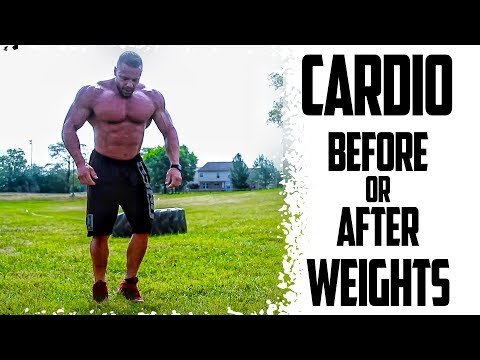 Cardio Before or After Weights? | Tiger Fitness