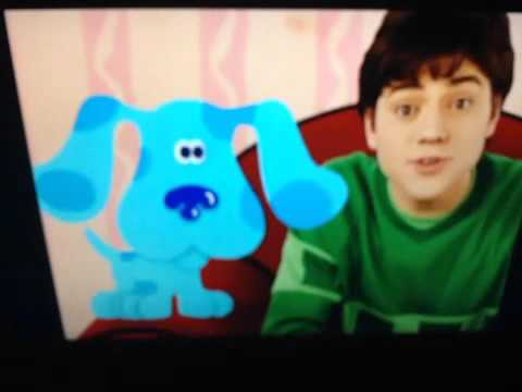 Blue's Clues Closing: Steve Goes To College - YouTube
