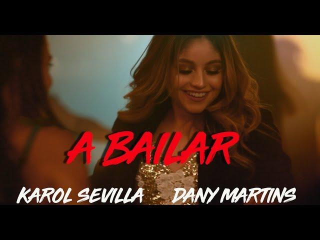 Amamos el videoclip de Karol Sevilla con Dany Martins