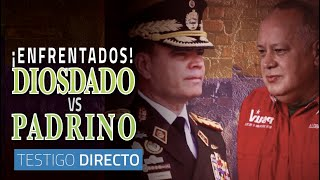 Diosdado Cabello y Vladimir Padrino López se la juegan por el poder en Venezuela - Testigo Directo