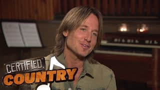 "Keith Urban Gets Personal On His New Album, ""Graffiti U"" 
