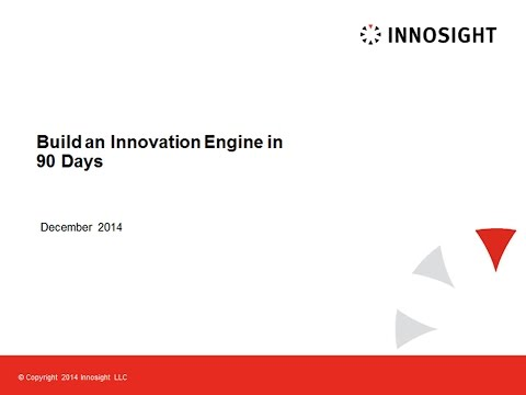 Build an Innovation Engine in 90 Days Webinar