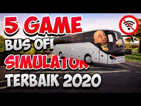 Top 5 Game Bus Simulator Android Terbaik & Terkeren 2020 Offline Mobile Best Grafik HD Busmania - 동영상