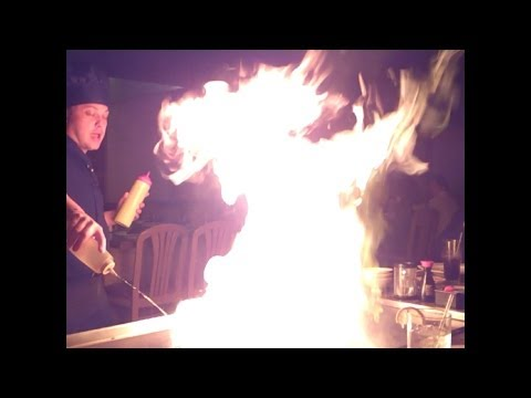 The Hibachi Steak House Experience! (Painesville, Ohio)