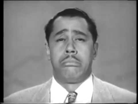 Cab Calloway  The Skunk Song 1940s