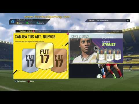 The Cloud Gaming - FIFA 17 - Real Madrid vs Bayer
