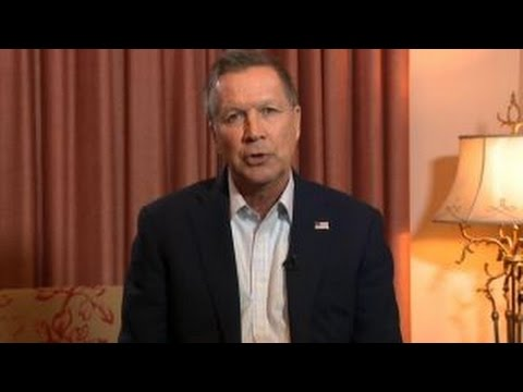 John Kasich: My purpose is to be president - YouTube