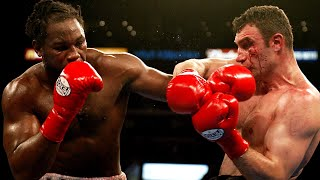 Lennox Lewis (England) vs Vitali Klitschko (Ukraine) | KNOCKOUT, BOXING fight, HD