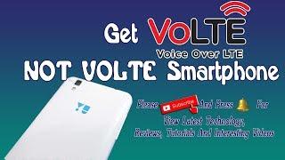 How to Flash VOLTE  Modem On Yureka Plus YU5510