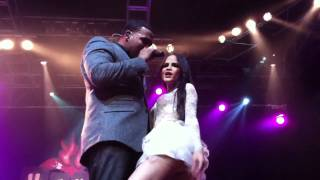 DON OMAR ft. NATTI NATACHA - DUTTY LOVE -HOUSE OF BLUES ORLANDO 11/25/11