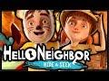 Hello Neighbor: Hide And Seek Stage 1 Walkthrough (PC Full Game) Safari