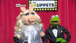 Muppets: Kermit & Miss Piggy Disappointed Over Oscar Snub