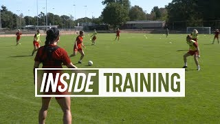 Inside Training: Liverpool FC Women prepare for new campaign