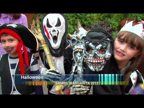 Halloween en SAMBIL MARGARITA