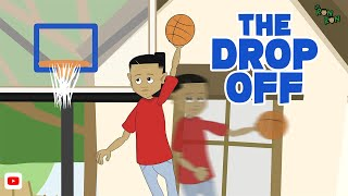 The Drop Off 🚗 🏀😲