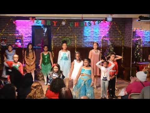 Manhattan's 2017 Children's Christmas Recital - Lorenz Latin Dance Studio