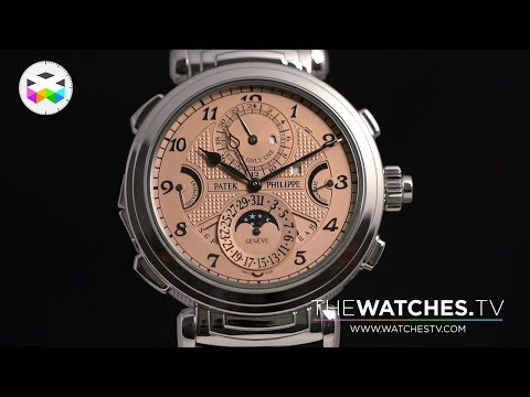 The Watches Of Only Watch 2019