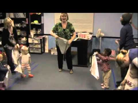 Tots 'n Time Sample Activities ~ Early Childhood Music