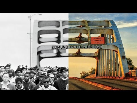 Iconic Civil Rights Landmarks, Then & Now | Southern Living