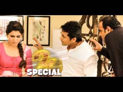 24 Special Promo 7 - 24 The Movie | Director Vikram K Kumar | Suriya