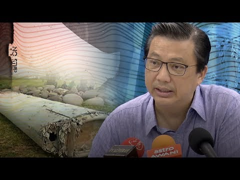 Liow: New search for MH370 in Indian Ocean underway