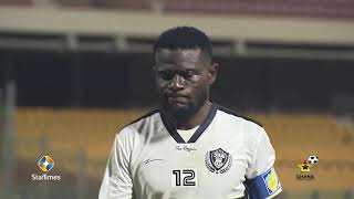 Great Olympics 3   0 Legon Cities GOALS HIGHLIGHTS Ghana Premier League 2020 21