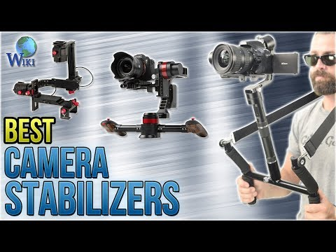 Top 10 Camera Stabilizers of 2019 | Video Review