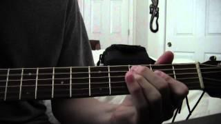 Raunchy guitar lesson