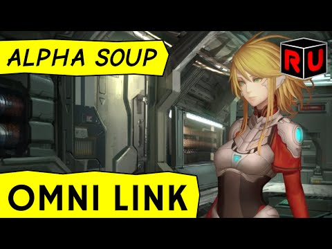 Omni Link Gameplay: Visual Novel Meets Space Action RPG | Alpha Soup