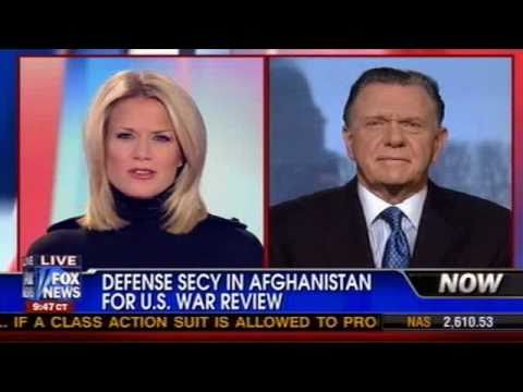 ISW Chairman General Jack Keane visits America's Newsroom to discuss Afghanistan