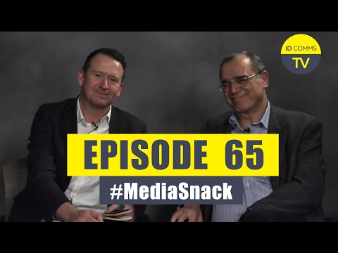 #MediaSnack Ep. 65: Bob Liodice, CEO of the ANA on Media Transparency