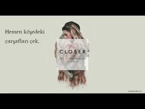 The Chainsmokers ft  Halsey-Closer...