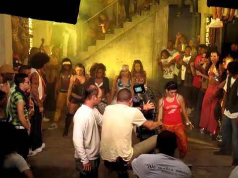 BEHIND THE SCENES OF SEAN KINGSTON'S FIRE BURNING VIDEO SHOOT