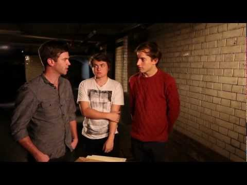 Bombay Bicycle Club Interview - On Track with SEAT