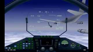 EF2000 'Training Missions (PC/DOS) DiD, 1995