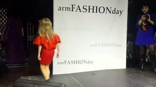 armFashionDay детская коллекция Маргариты Бабаджанян www.sobesednikam.ru