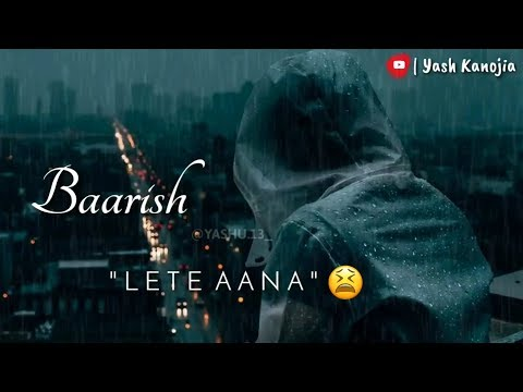 Rainy Day Special Love WhatsApp Video Status