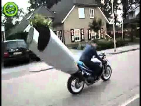 World Biggest Exhaust On Bike.mp4