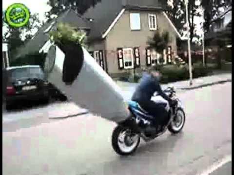 World Biggest Exhaust on Bike.mp4 - YouTube