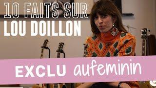 LOU DOILLON : SES SECRETS INAVOUÉS